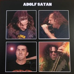 Adolf Satan: s/t LP