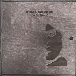 Atrax Morgue: Cut My Throat 3LP