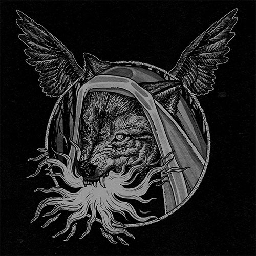 Beast As God / Crows: Split 7""