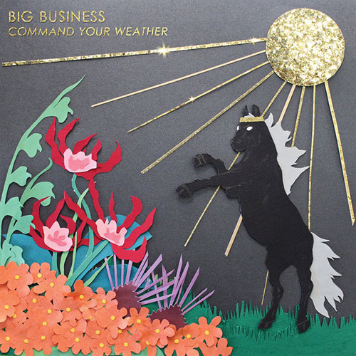 Big Business: Command Your Weather LP