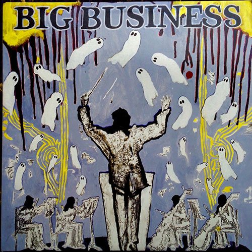 Big Business: Head for the Shallow LP
