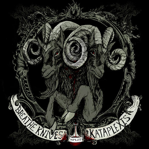Breathe Knives / Kataplexis: Split LP