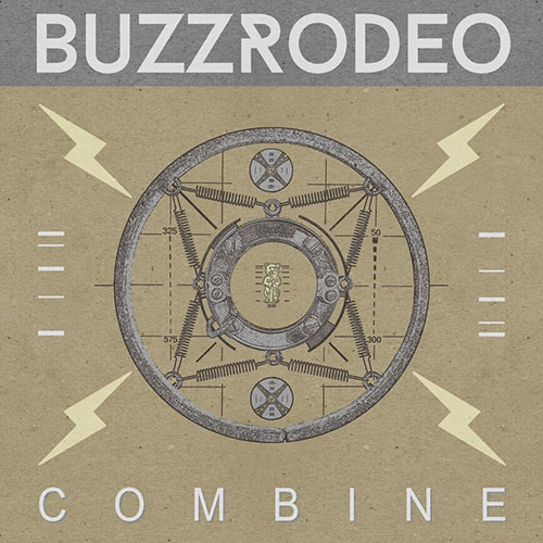 Buzz Rodeo: Combine LP+CD