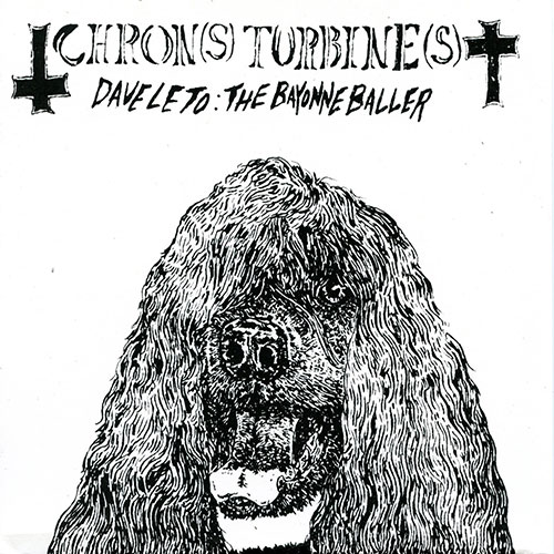 Chron Turbine / Violent Bullshit: Split 7""
