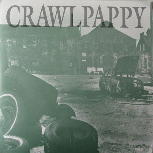 Crawlpappy: Temple Body b/w Mind's Eye 7""