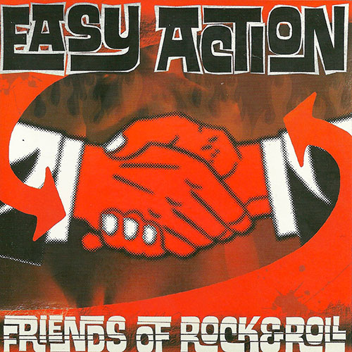 Easy Action: Friends of Rock & Roll LP
