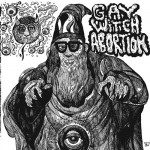 Gay Witch Abortion / The Grasshopper Lies Heavy: Split LP