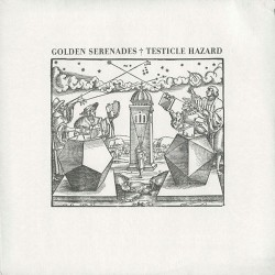 Testicle Hazard / Golden Serenades: Morning Star / Evening Fix Split LP