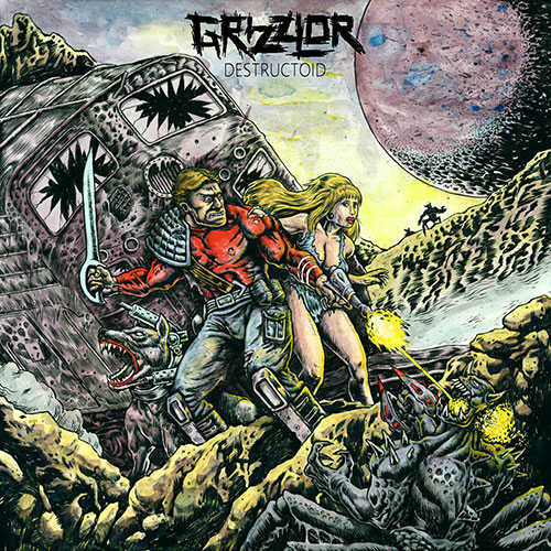 Grizzlor: Destructoid LP