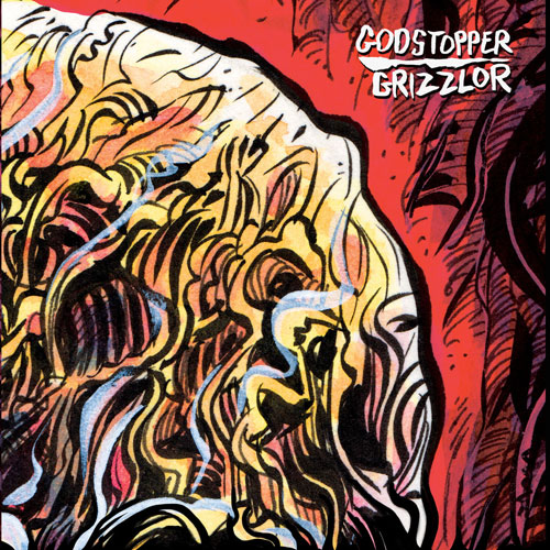 Grizzlor / Godstopper: Split 7""