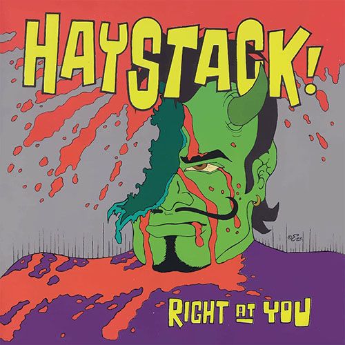 Haystack: Right at You LP