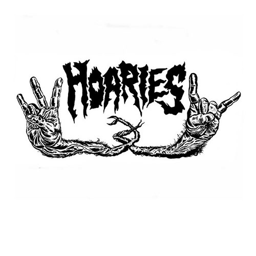 Hoaries: Rocker Shocker LP