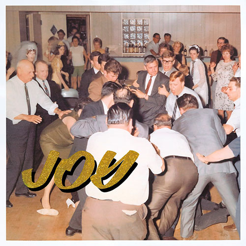 Idles: Joy as an Act of Resistance LP