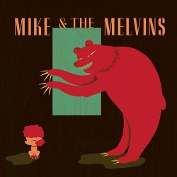 Mike & The Melvins: Three Men and a Baby LP