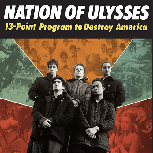 Nation of Ulysses: 13-Point Program to Destroy America LP