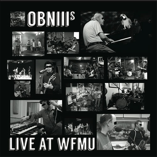 OBN III's: Live at WFMU LP