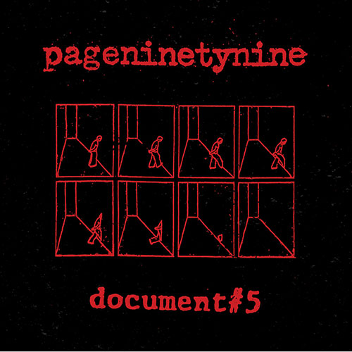 Pageninetynine: Document #5 LP