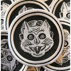 Throat: Catmask Patch