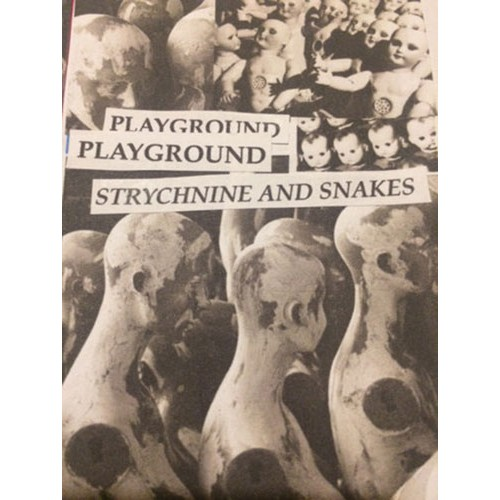 Playground: Strychnine and Snakes Tape