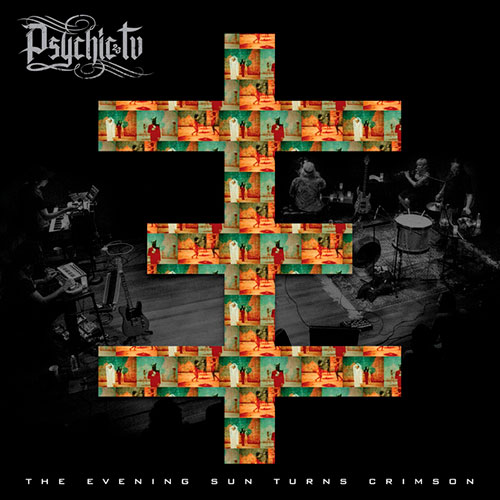 Psychic TV: The Evening Sun Turns Crimson LP