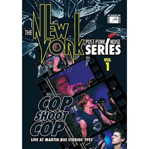 Cop Shoot Cop: Live at Martin Bisi Studios 1993 DVD