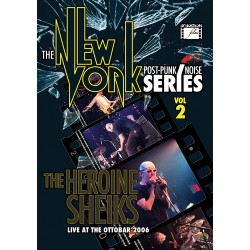 The Heroine Sheiks: Live at the Ottobar 2006 DVD