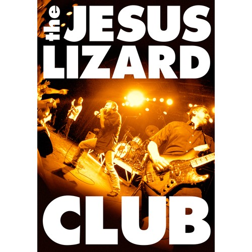 The Jesus Lizard: Club DVD