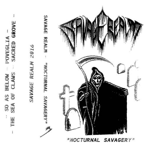 Savage Realm: Nocturnal Savagery Tape