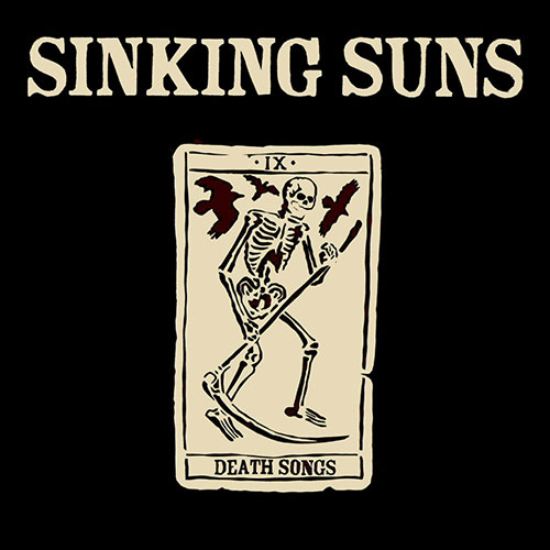 Sinking Suns: Death Songs CD