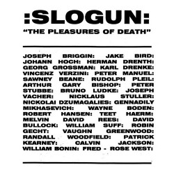 Slogun: The Pleasures of Death 2LP