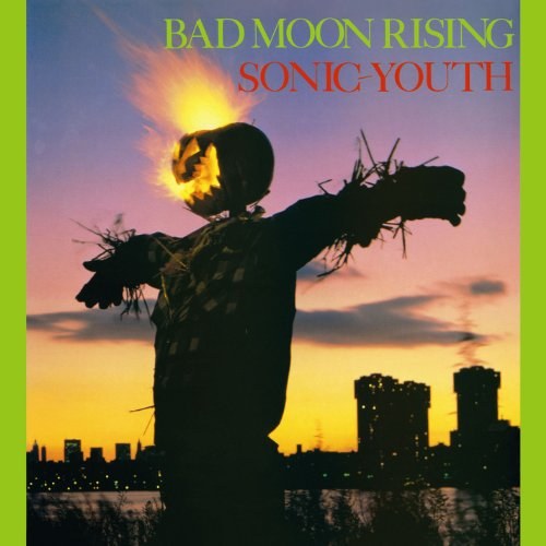 Sonic Youth: Bad Moon Rising LP