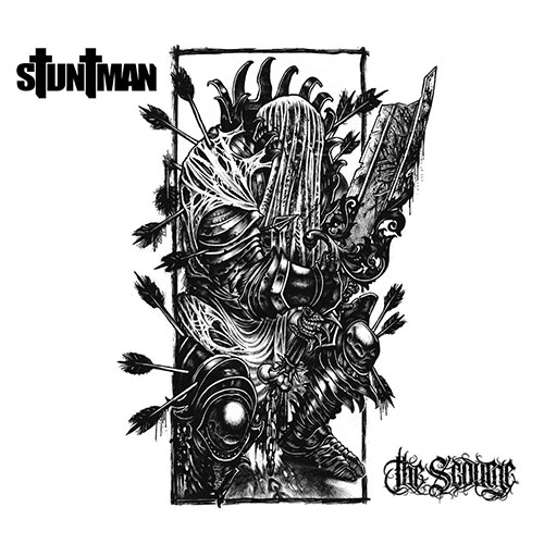 "Stuntman: The Scourge 7"" flexi"