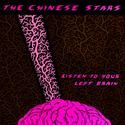 The Chinese Stars: Listen to Your Left Brain LP