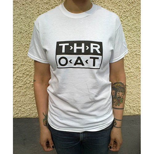 Throat: Pop Bus T-Shirt
