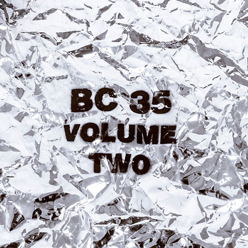 V/A BC35: The 35 Year Anniversary of BC Studio Volume Two LP+7""