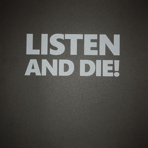 V/A Listen and Die! 6LP
