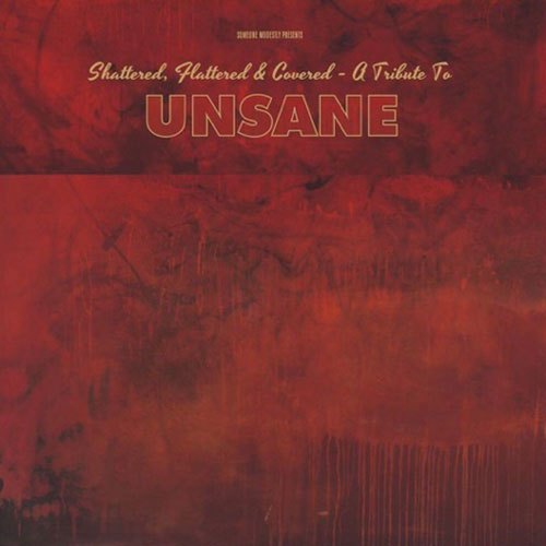 V/A Shattered, Flattered & Covered - A Tribute to Unsane 2LP+2CD