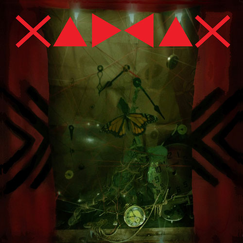 Xaddax: Counterclockwork LP