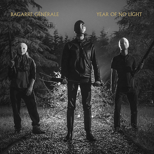 Bagarre Générale / Year of No Light: Split LP